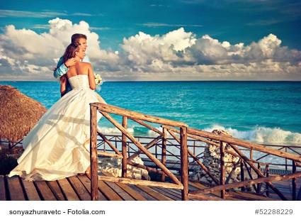 Hochzeit-Ausland