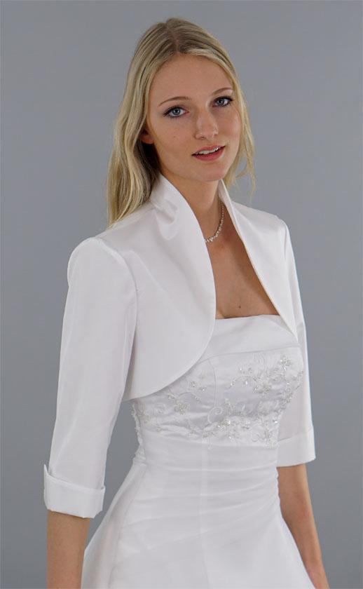 Jäckchen Modell Sina - Bolero | Schmetterling | Schmetterling Brautkleid